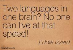 2 languages 1 brain