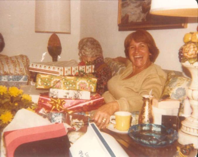 Moma at Xmas 79