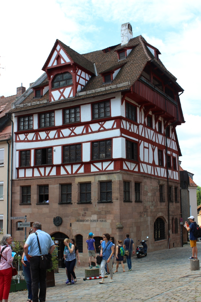 Birthplace of Albrecht Durer.