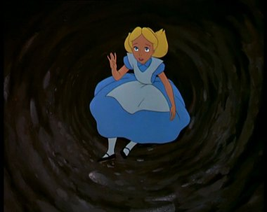 8ff6119c333 Like Alice in Wonderland, I ve been deep underground in a surreal bout of  editing. I can t tell you how many times I have rewritten the ending of my  novel.