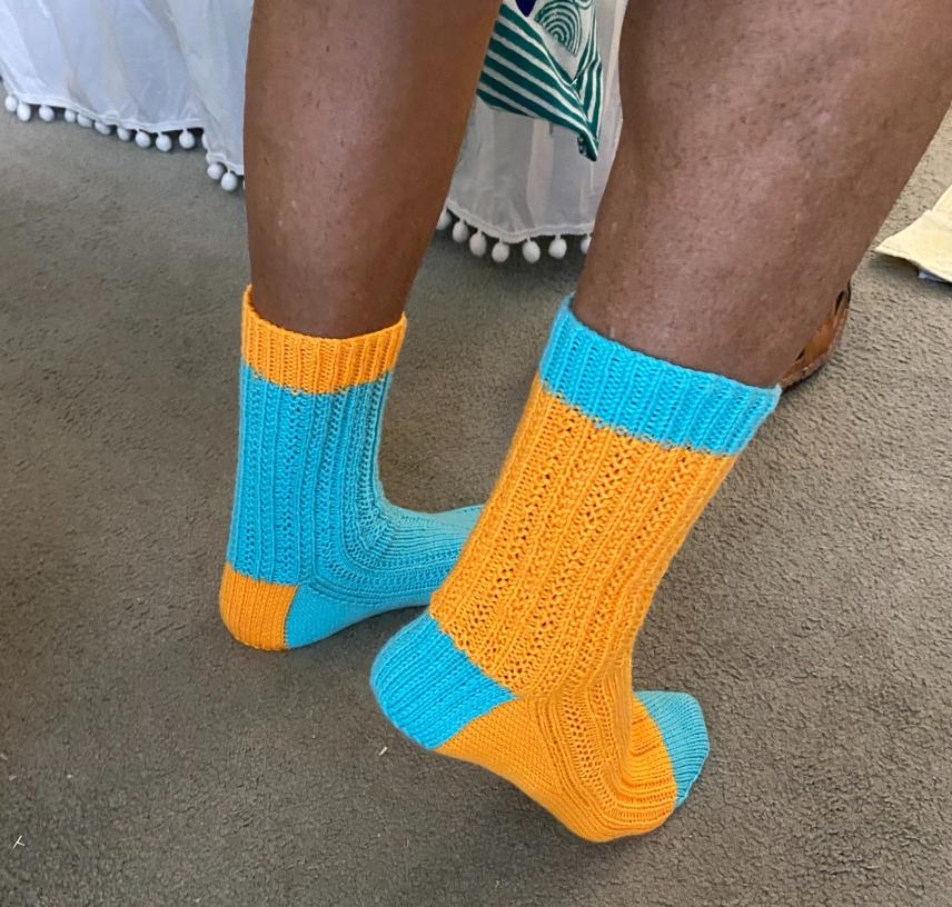 dolphin socks